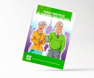 Fichas prácticas de consumo para mayores