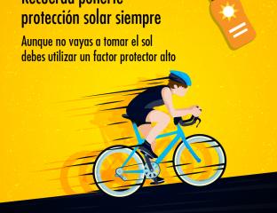 protector solar verano